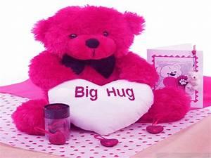 red teddy bear big hug hd wallpaper | Teddy Bear ...