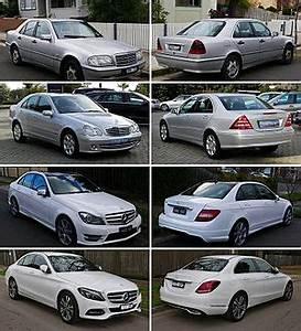 Mercedes Benz Classe S Berline : mercedes benz classe c wikip dia ~ Maxctalentgroup.com Avis de Voitures