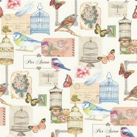 not shabby design co shabby chic floral wallpaper in various designs wall decor new free p p ebay