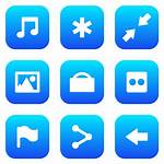 Gradient Icon Ios Foundation Square Icons Iconsetc