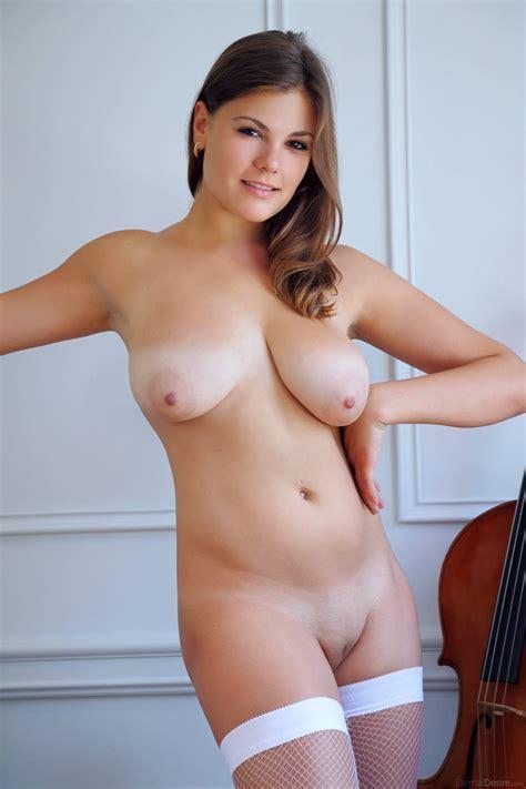 Huge Titted Teen Lora N Strips Nude In White Lingerie Gallerybee Com Gallerybee