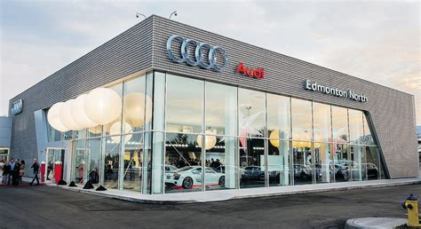 Audi Dealership by Audi Expands With New Dealership The Jim Pattison