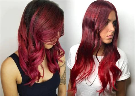 63 Hot Red Hair Color Shades To Dye For Red Hair Dye Tips