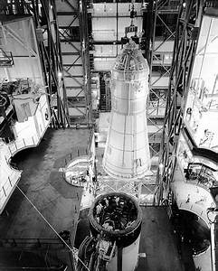 Overhead Crane Apollo 10 and Saturn V Mating NASA Photo ...
