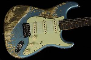 Fender Custom 1963 Stratocaster Super Heavy Relic Limited