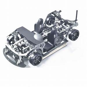 Fijon Fj9 1  10 Front Engine Design Rc Car Parts Drift