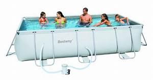 Pool Rechteckig Stahl : bestway 56251gs frame pool stahlrahmen set rechteckig test ~ Markanthonyermac.com Haus und Dekorationen