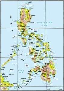 Philippine - Maps  Philippine