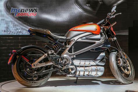 Harley Davidsons by Harley Davidson Livewire Set For 2020 Australian Release