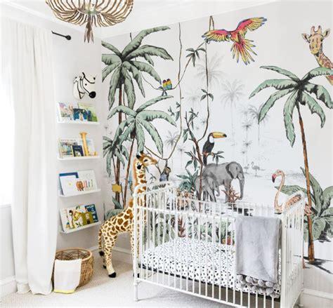 babykamer behang merken behang voor de kinderkamer 12 x te gekke merken