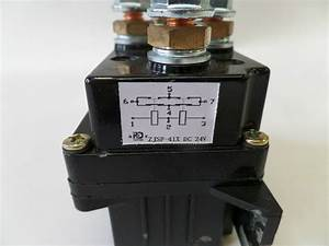 Heavy Duty Winch Solenoid 12v Offroad Allbright Equivalent