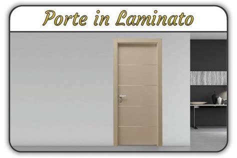 Fabbriche Di Porte Interne Porte Interne In Laminato E Massello Bergamo Prezzi