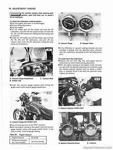 1980-1983 Kawasaki Kz750 Motorcycle Service Manual