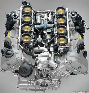 S65 M3 Engine Marvel Exploded View  U2026