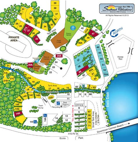 Sea Ranch RV Park&Stables-Contact Us-Cannon Beach Oregon