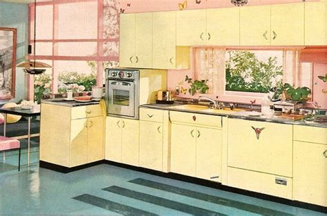 Just for Fun, Let's Take a Look Back in Time .Kitchens