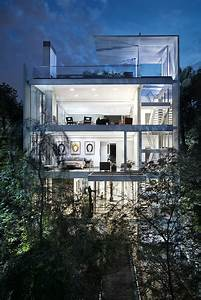 Stunning, Vertical, House, In, Dallas