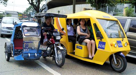 0m To Fund Dept. Of Energy And Adb's E-tricycle Project