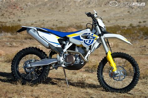 Fe 250 Image by 2014 Husqvarna Fe250 Comparison Photos Motorcycle Usa