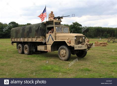 M35 Deuce And A Half by M35 2 189 Ton Cargo Truck Deuce And A Half Stock Photo