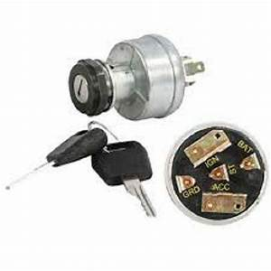 Case Ignition Switch  Heavy Equipment Parts  U0026 Accs