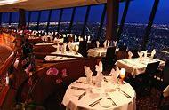 CN Tower 360 Restaurant Toronto