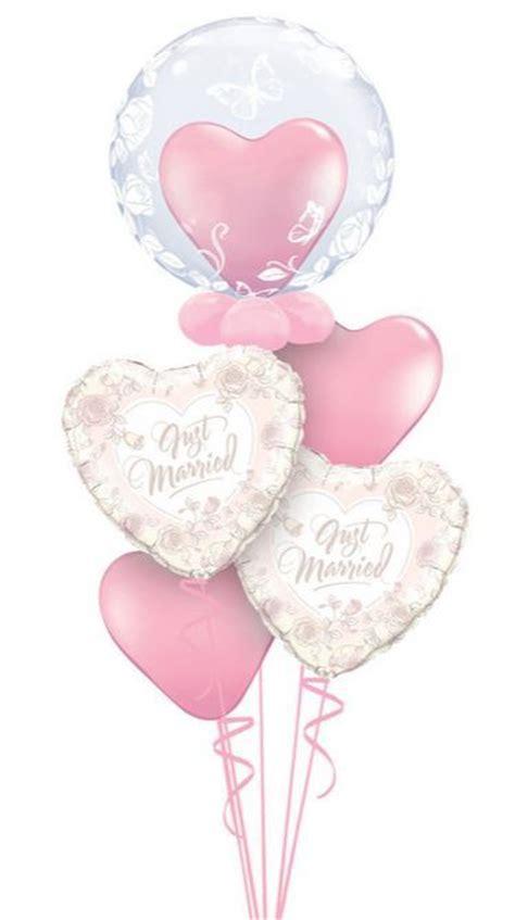 geschenkballon zur hochzeit geschenk im luftballon