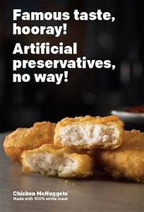 McDonald's to launch clean-label Chicken McNuggets in run ...
