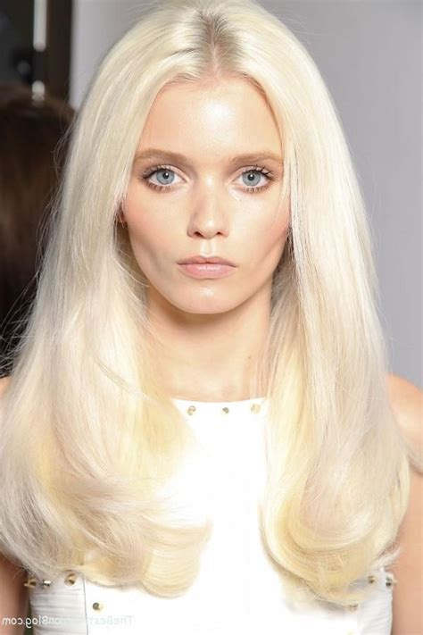 15 Best Ideas of Long Hairstyles One Length