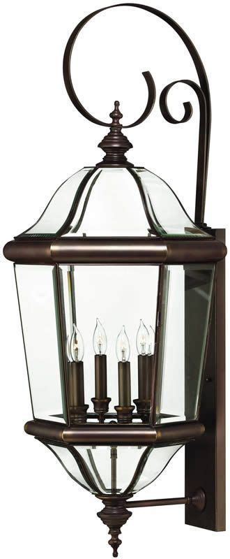 39 inchh augusta 4 light extra large outdoor wall lantern