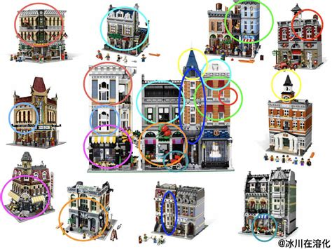 lego creator expert 2018 10255 assembly square page 7 lego town eurobricks forums