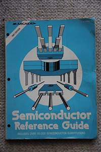Archer Semiconductor Reference Guide 1987 Radio Shack