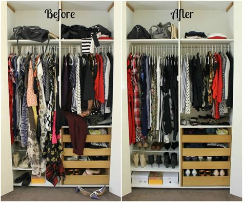 beautiful closet makeover before and afters roselawnlutheran