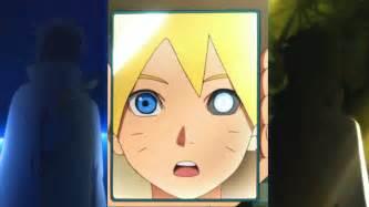 Toneri Otsutsuki Explains Boruto's Eye!!! Boruto Naruto