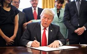 Trump Signs Executive Order on America's Cybersecurity Workforce…
