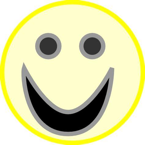 smiley face clip art  clkercom vector clip art