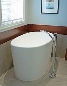 salle de bain haute gamme habitations patenaude With portant douche
