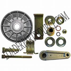 Bobcat S185 Skid Steer  Fan Belt Tensioner Assembly
