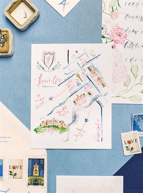 southern wedding stationery design  simply jessica