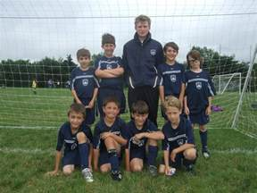 Youth Boys Soccer Team