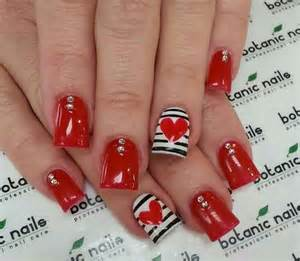 Hottest red nail art ideas nenuno creative
