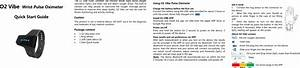Viatom Technology 1600 Wrist Pulse Oximeter User Manual