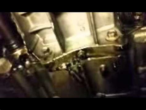 gmc terrain rear main seal leak youtube