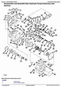 John Deere Hydraulic System Diagram