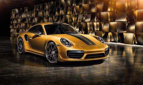 new porsche 911 new porsche 911 turbo s exclusive series gets an