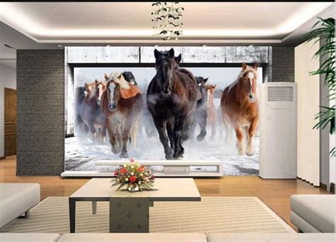 wallpaper running horses theme wallpaper  walls