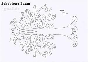 Blätter Vorlagen Zum Ausschneiden : baum basteln herbstliche dekoration ~ Lizthompson.info Haus und Dekorationen