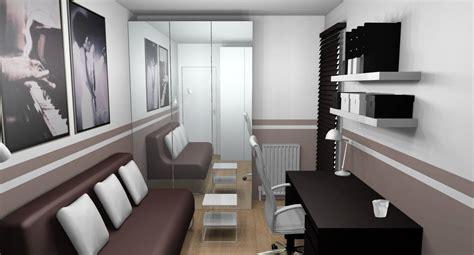 deco chambre d amis décoration d 39 intérieur d 39 une chambre d 39 amis bureau à