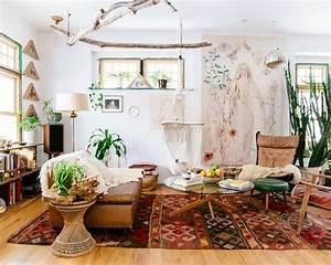 Que Mange Une Souris Dans Une Maison : chez emily katz l 39 int rieur d 39 une hippie moderne turbulences d co ~ Melissatoandfro.com Idées de Décoration