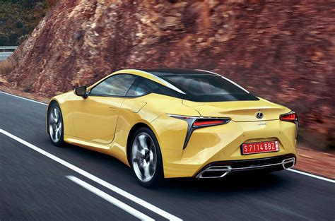Cars Lexus Sports by 2017 Lexus Lc 500 Sport Review Review Autocar
